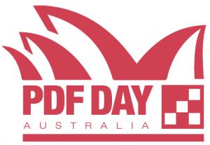 PDF Day Australia logo