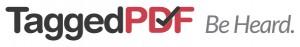 Tagged PDF logo