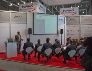 DMS Expo in Stuttgart 2010