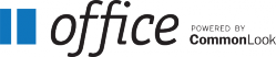 CommonLook Office logo.