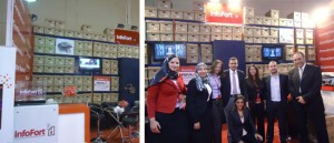 Infofort at ICT in Cairo_