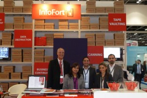 Images from the GITEX conference