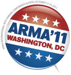 ARMA 2011 logo