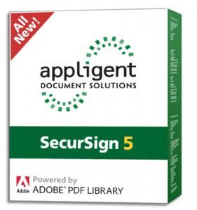 SecurSign 5 box