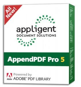 AppendPDF Pro box image