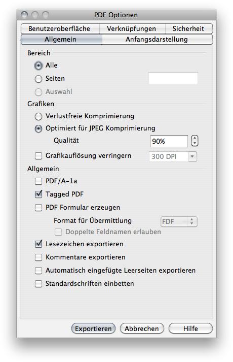 OpenOffice Tagged PDF