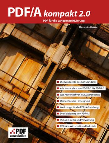 PDF/A kompakt 2.0 – Cover