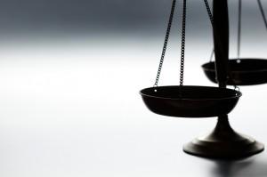 Symbolbild Justiz