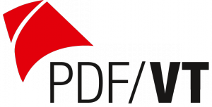 PDF/VT logo