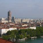 Sitz von Compart France: das renommierte Geschäftsviertel Tour Part Dieu in Lyon.