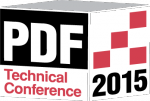 PDF Technical Conference 2015 logo